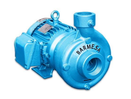 3 Phase IA Series 2 hp Cast Iron//Steel IA1 Model 1/½ x 1 x 7 TEFC Enclosure IA1 Model 1/½ x 1 x 7 Barmesa Pumps 62211001 End Suction Centrifugal Close Coupled Pumps